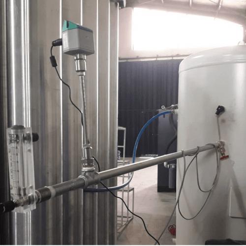 فلومتری اکسیژن ساز