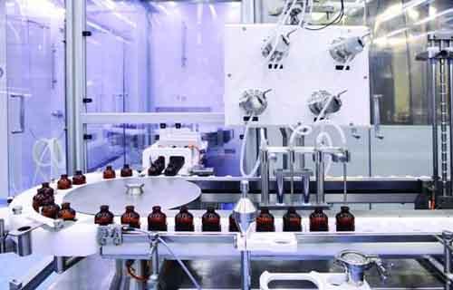 ساخت دارو با هوای فشرده با کیفیت