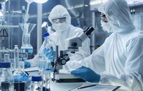 ساخت دارو با کیفیت مطابق با استاندارد GMP